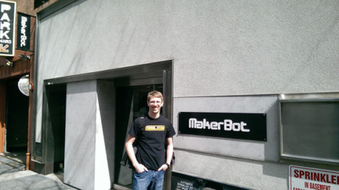 MakerBot Invited Us To Brooklyn To Talk 3D Printing